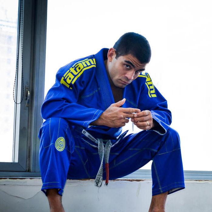 """Vitor """"Shaolin"""" Ribeiro"""